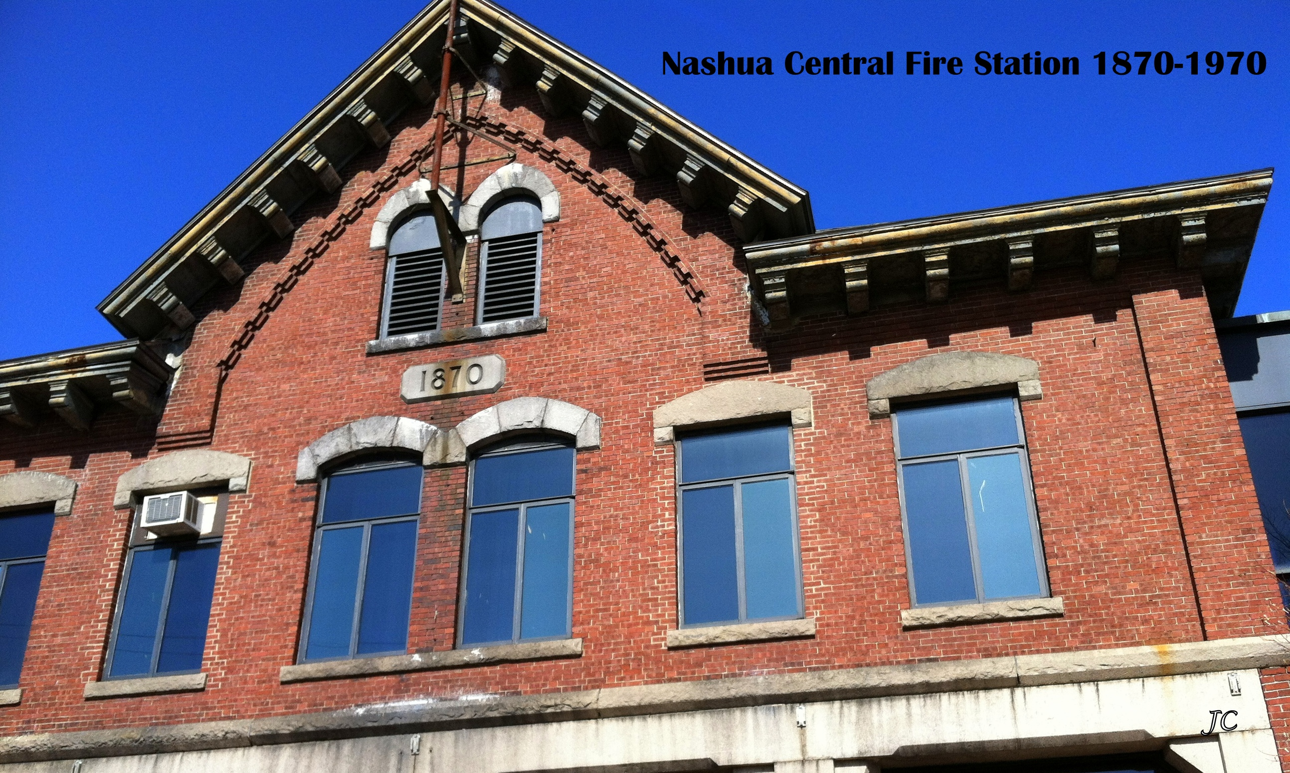 Banner Nashua Central Fire Station