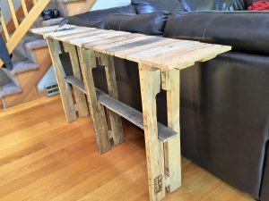 Pallet Table 2015